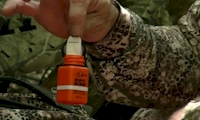 Hunting Tip - 05 Properly Set Your Scent Lure