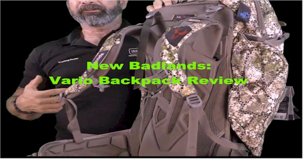 New Badlands Pack, Vario System Review And Other Products Discussion